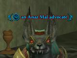 An Anaz Mal advocate (Heroic)