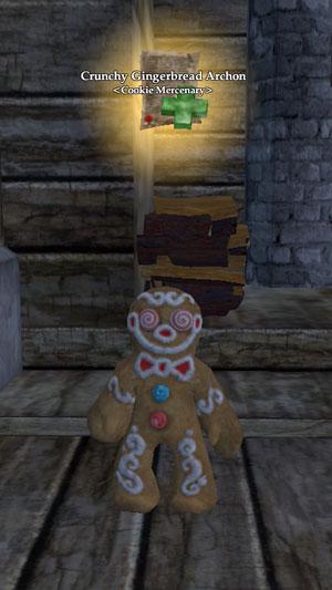 Crunchy Gingerbread Archon