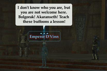 Emperor D'Vinn (The Acadechism)