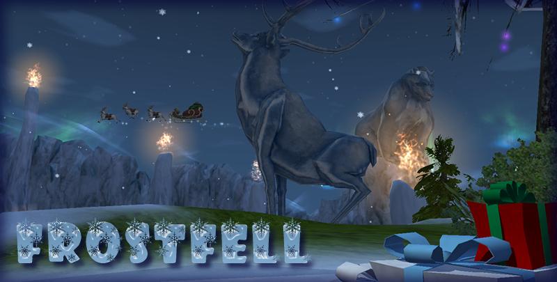Eq2 Christmas 2020 Frostfell | EverQuest 2 Wiki | Fandom