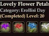 Lovely Flower Petals