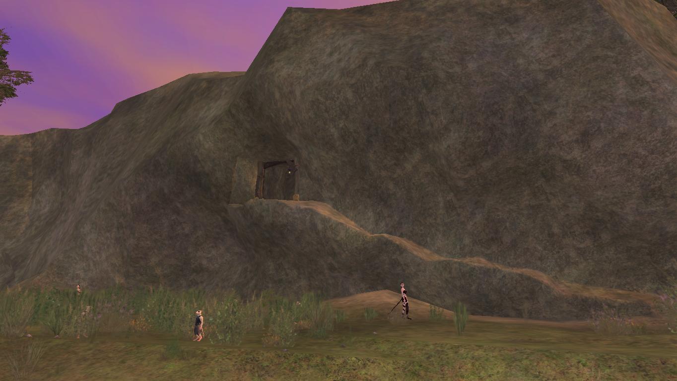 The Misty Mine