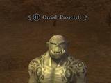 Orcish Proselyte