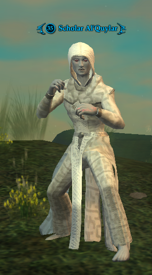 Scholar Al'Quylar (Named Monster)
