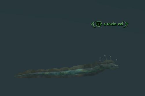 A toxin eel