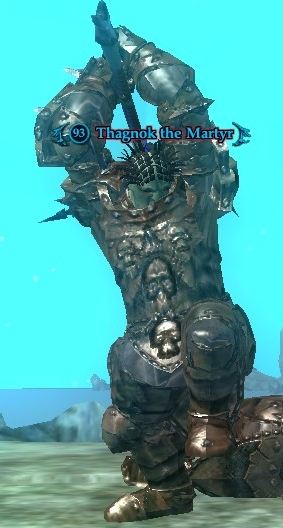 Thagnok the Martyr