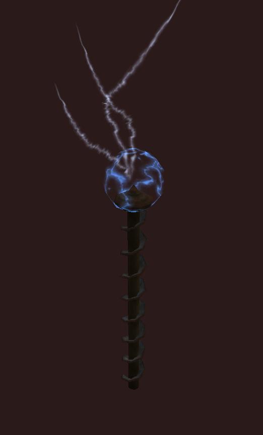 Azure Lightning Screw
