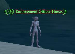 Enforcement Officer Hueax