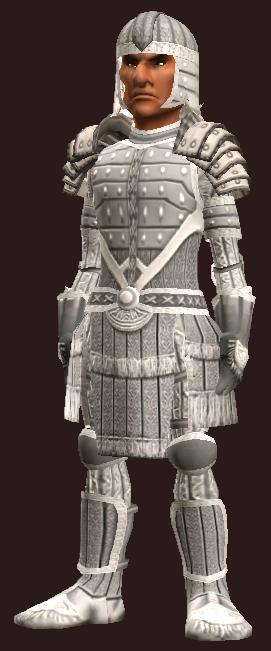 Forest Scion's Citadel (Armor Set)