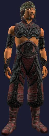 Quarrelsome Set (Level 77) (Armor Set)