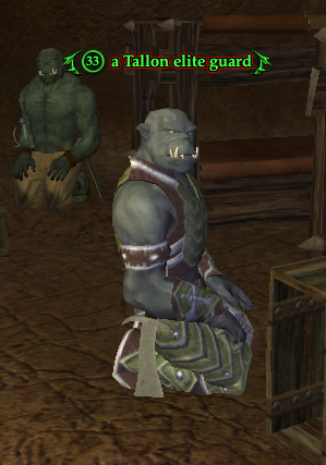 A Tallon elite guard