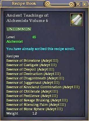 Ancient Teachings of: Alchemists Volume 6