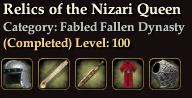 Relics of the Nizari Queen