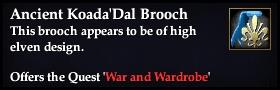 Ancient Koada'Dal Brooch
