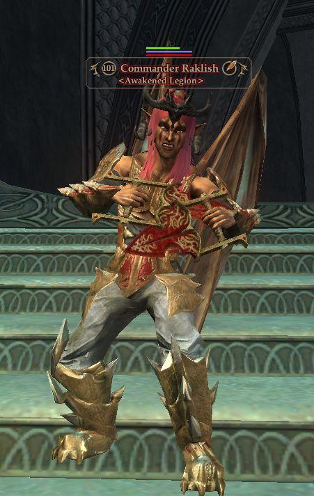 Commander Raklish