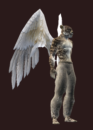 Pegasus Feather Flight Wings