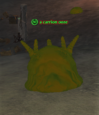 A carrion ooze