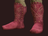 Rose Boots of the Far Seas Traders