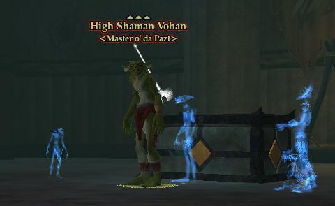 High Shaman Vohan