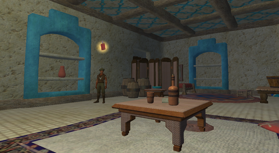 Dharr's Residence