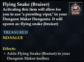 Flying Snake (Bruiser)