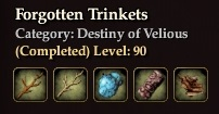 Forgotten Trinkets