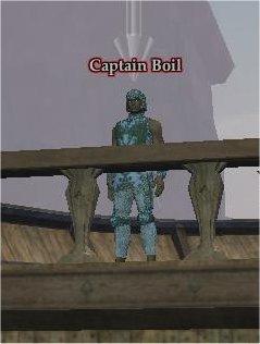 Captain Boil