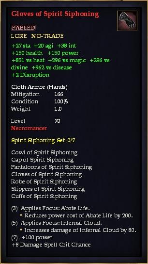 Gloves of Spirit Siphoning (Version 1)