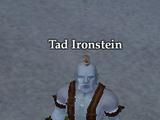 Tad Ironstein
