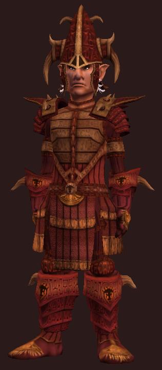Forest Scion's Sacrosanct (Armor Set)