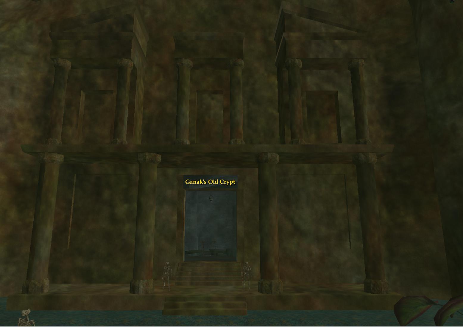 Ganak's Old Crypt