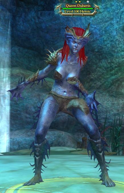 Queen Dulseris (Siren's Grotto: Alluring Embrace)