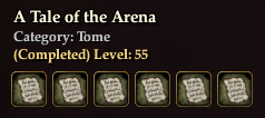 A Tale of the Arena (Collection)
