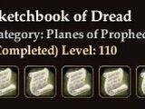 Sketchbook of Dread (Collection)