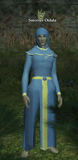 Sorcerer Oofala