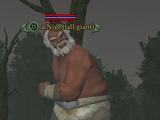 A Nightfall giant
