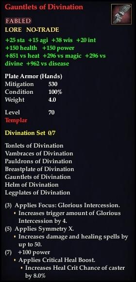 Gauntlets of Divination (Version 1)