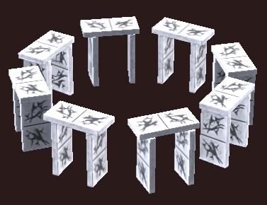 Druid Ring Betting Tiles