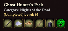 Ghost Hunter's Pack