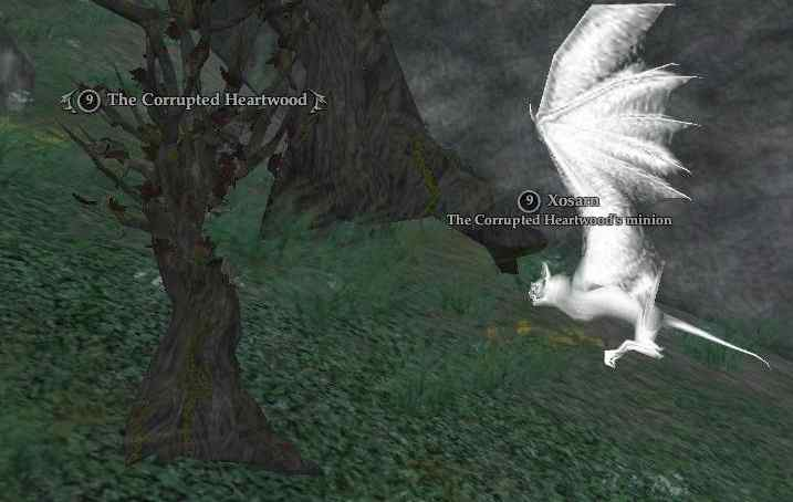 The Corrupted Heartwood