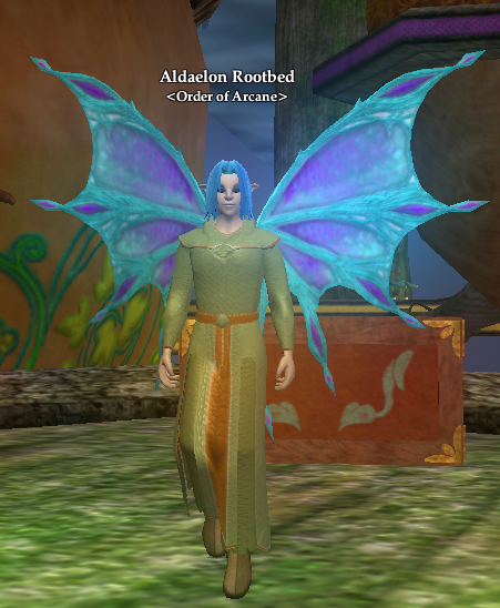 Aldaelon Rootbed