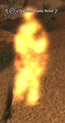 A Naruem flame fiend