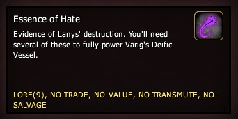 A Stitch in Time, Part V: Sealed With Hate