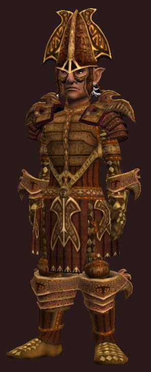 Gambler's Elysian (Armor Set)