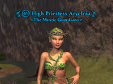 High Priestess Aryelnia