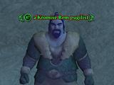 A Kromise Rem pugilist