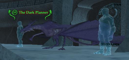 The Dark Planner