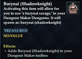 Burynai (Shadowknight)
