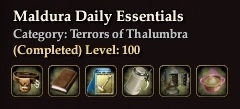 Maldura Daily Essentials (Collection)