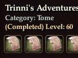 Trinni's Adventures Aloft (Collection)